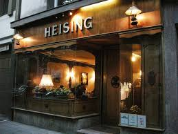 Heising utvändigt
