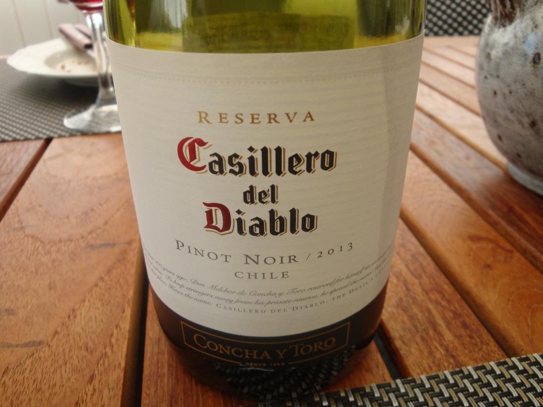 Vin till ankbröst (2)