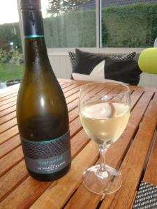 Vin till hälleflundra m kantareller o pepparrot (2)