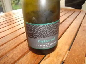 Vin till hälleflundra m kantareller o Pepparrot