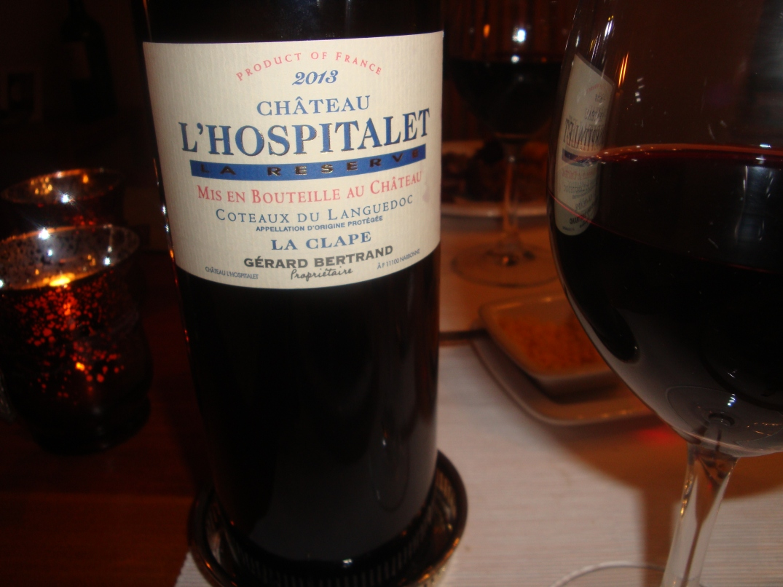 Vin till Vildsvinsfilé