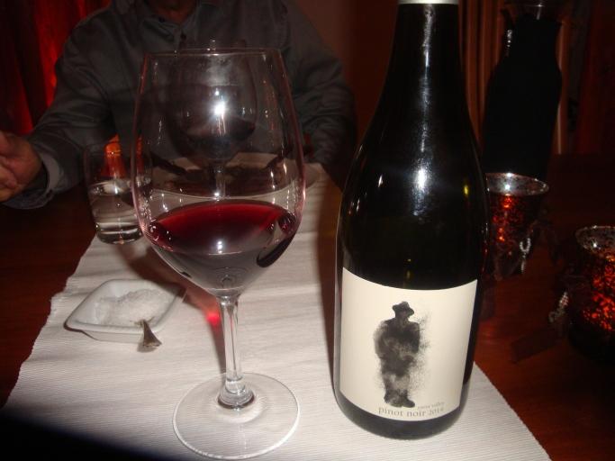 Vin till ankbröst med confiterat sidfläsk (3)