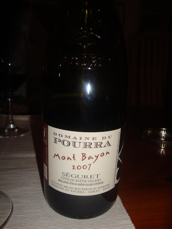 Vin till lammfärsbiffar (2)