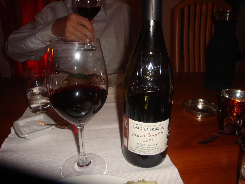Vin till Lammfärsbiffar