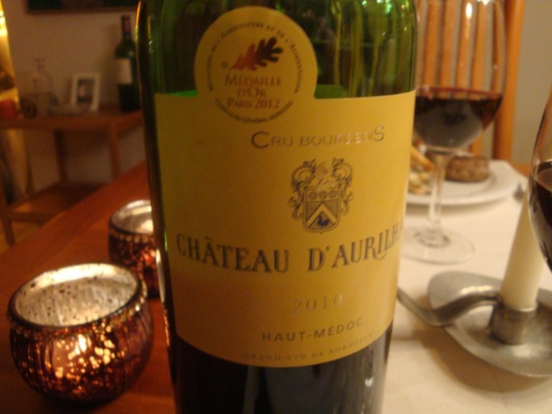 Vin till svamplasagne