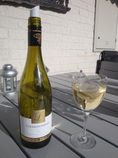 Vin Chardonnay L från Laroche