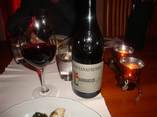 Vin till Lammfilé med pistou