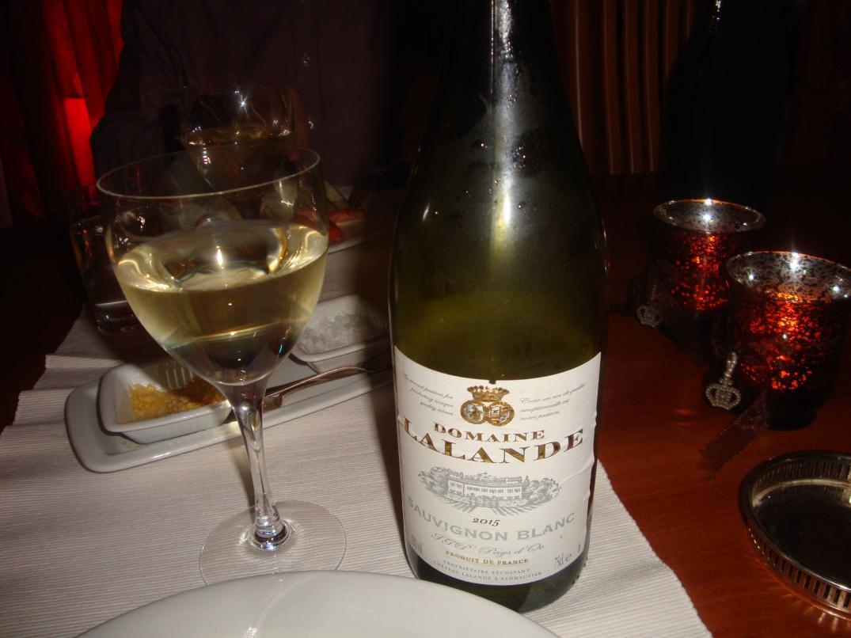 Vin till Lubbfilé med rökt lax