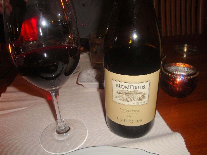 Vin till älgfärsbiffar med lingonsås