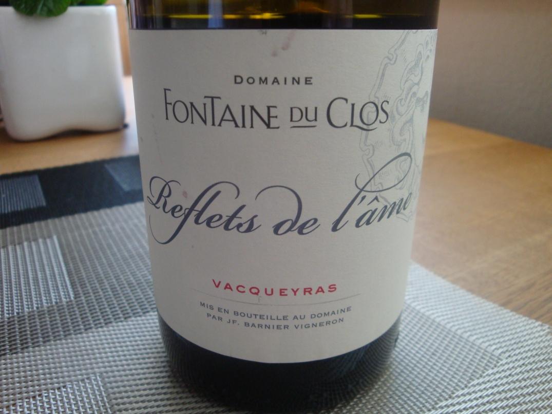 Vin till hjortfilé med äpplesås, 60% Grenache, 40% Syrah (2)