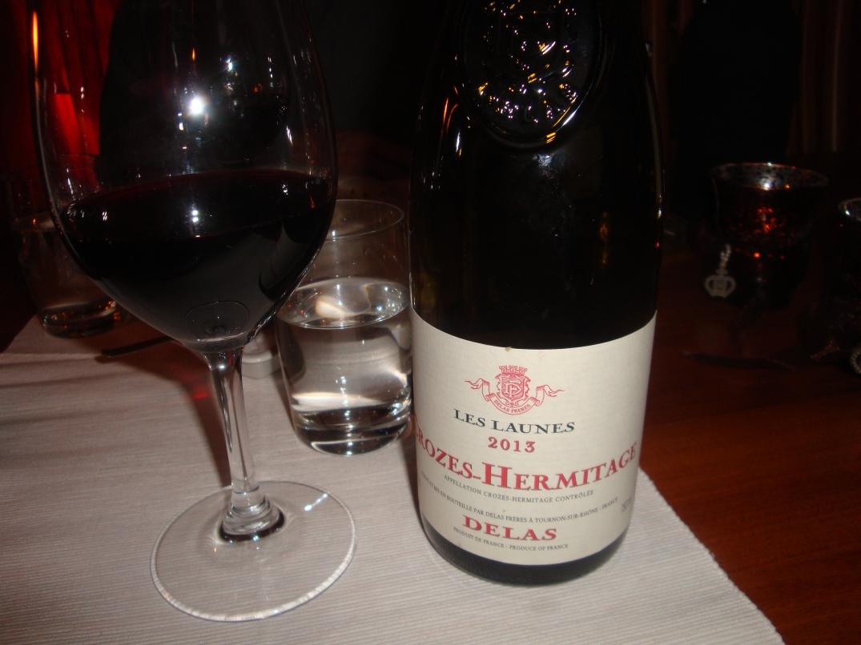 Vin till Entrecôte