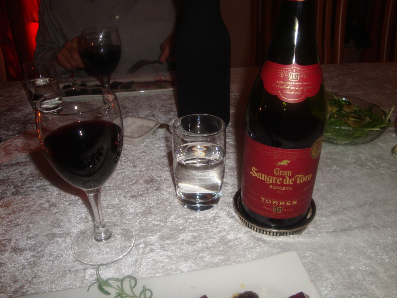 Vin till gravad renfilé