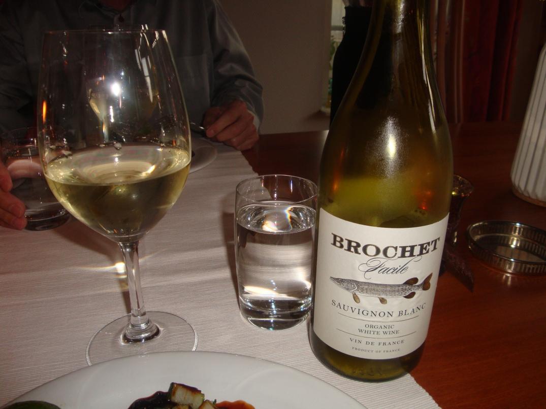 Vin till tonfiskfilé (2)
