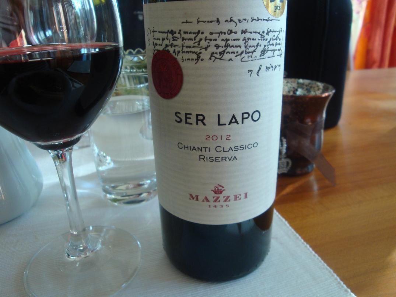 Vin till Saltimbocca