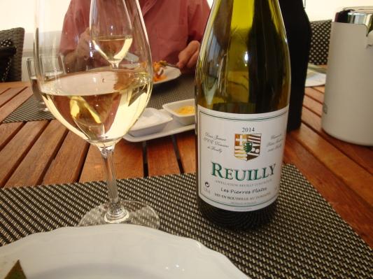 Vin till parmalindad marulk