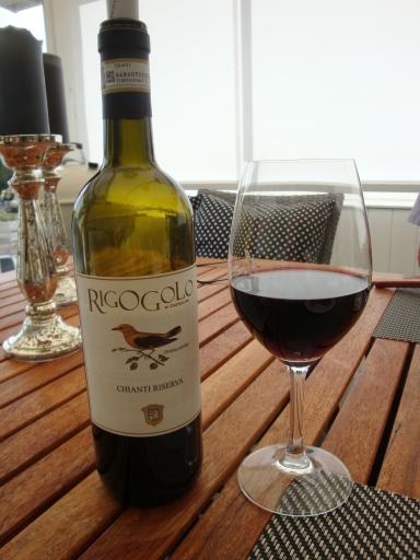 Vin till lammfilé med svensk pesto (2)