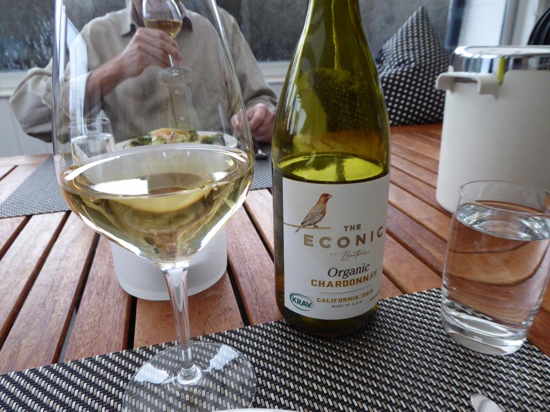 Vin till dragonbakad torsk