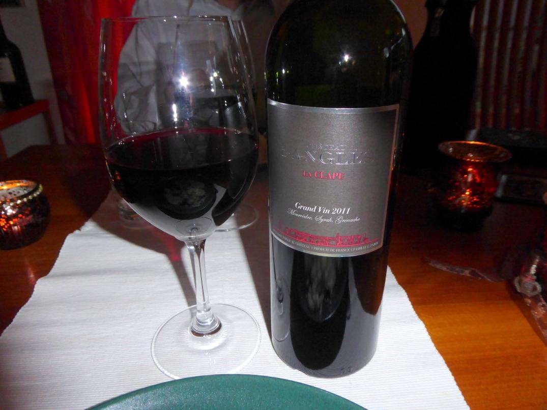 Vin till fläskfilé med morot, palsternacka och dragon