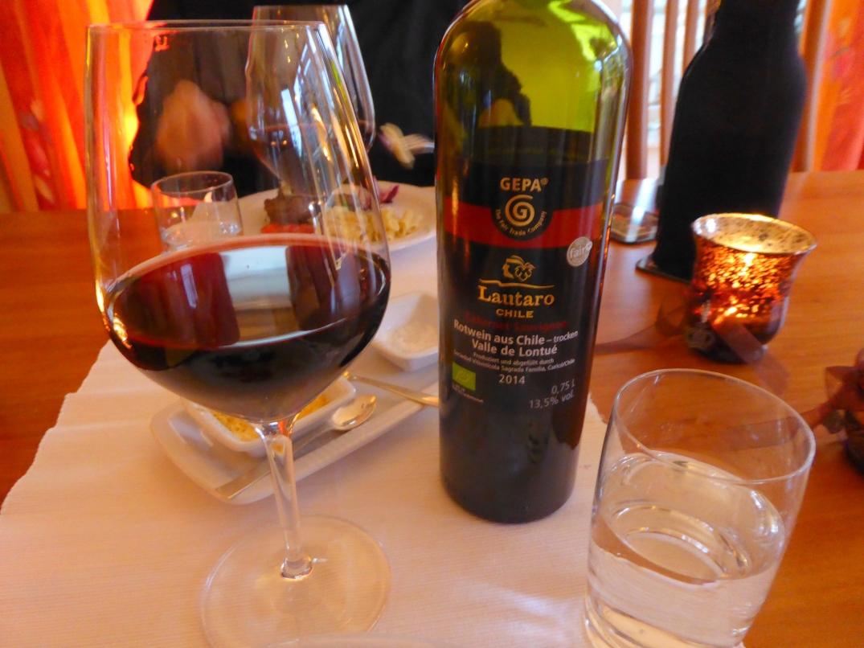 Vin till ramslöksbiffar