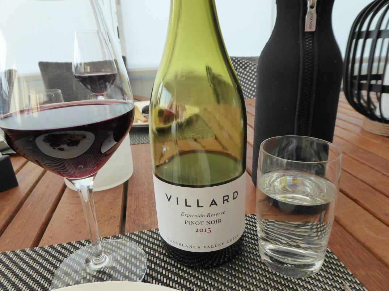 Vin till ankbröst med svartvinbärglacerade rödbetor