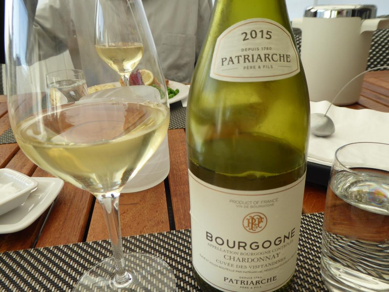 Vin till panerad torskrygg med remouladsås