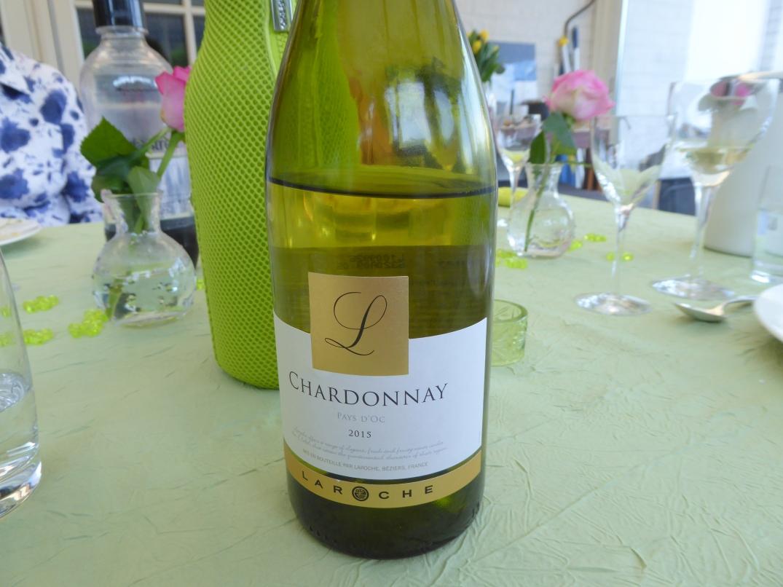 Vin till förrätt och huvudrätt