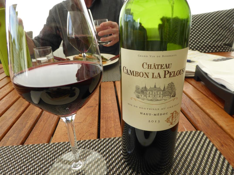 Vin till kalvfilé med vitlökssås