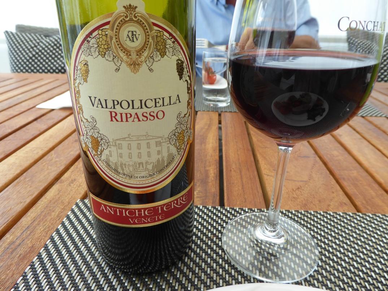 Vin till ankbröst med svamprisotto och karamelliserad lök