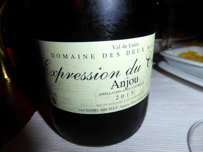 Vin till chèvrefylld laxfilé med rödbetssås (2)
