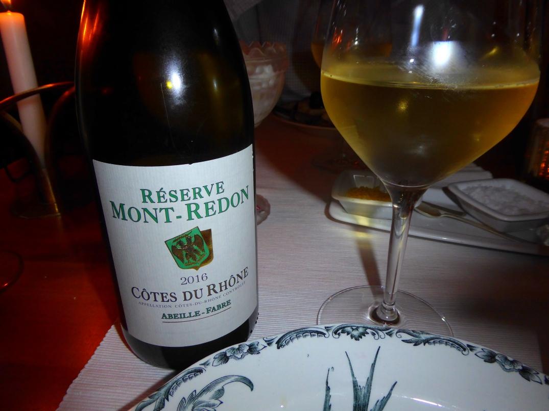 Vin till rimmad torsk med rödbetsrisotto