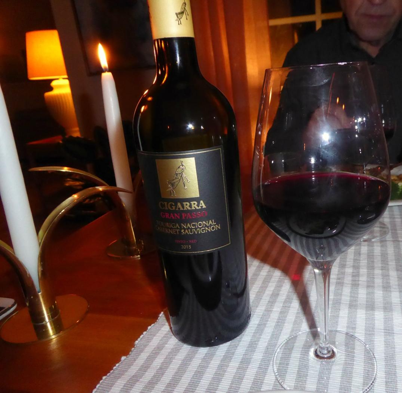 Vin till fläskfilé med torkade tomater och grönpeppar