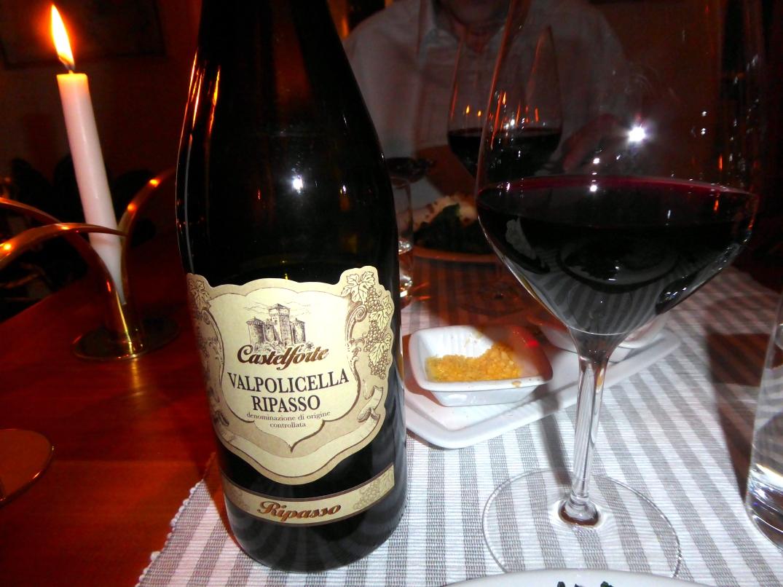 Vin till lövbiff med fyllning