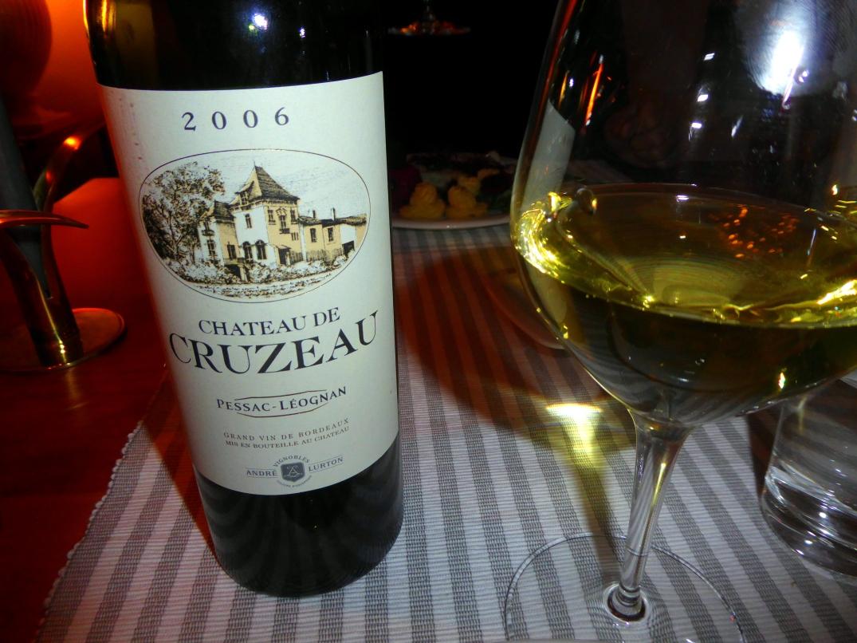 Vin till seij med rödbetsrisotto