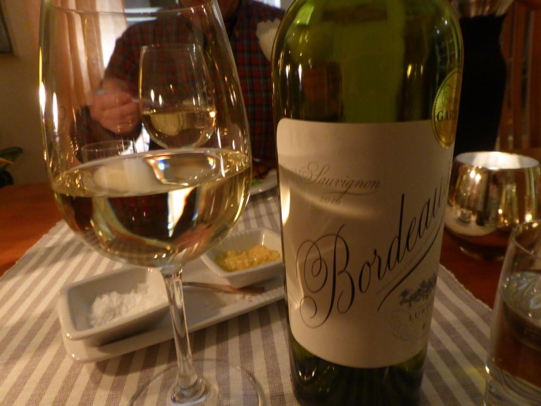 Vin till pankopanerad rödspätta med sötpotatis