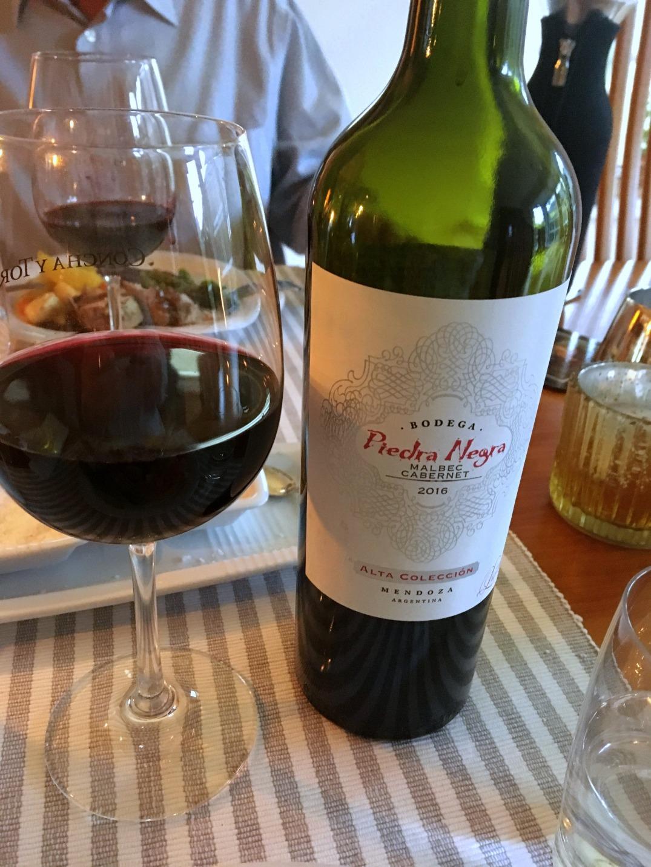 Vin till fläskfilé med aigre doux-sås